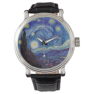 VINCENT VAN GOGH - Starry night 1889 Watch