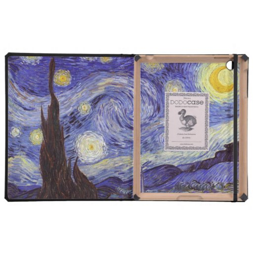 Vincent Van Gogh Starry Night iPad Covers