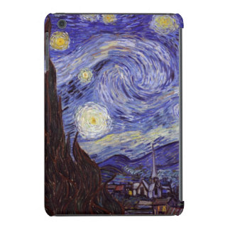 Vincent Van Gogh Starry Night iPad Mini Case