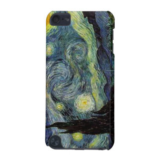 Vincent van Gogh,Starry Night iPod Touch (5th Generation) Cases