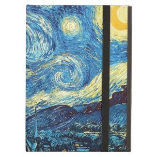 Vincent Van Gogh Starry Night iPad Folio Cases