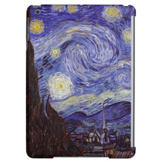 Vincent Van Gogh Starry Night iPad Air Cover