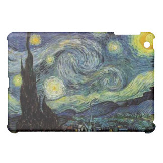 Vincent van Gogh,Starry Night Cover For The iPad Mini