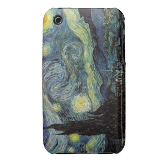 Vincent van Gogh, Starry Night iPhone 3 Cover