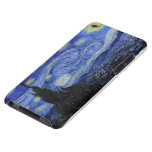 "Vincent Van Gogh ""Starry Night"" iPod Touch Case"