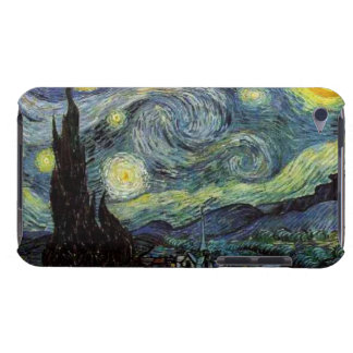 Vincent van Gogh, Starry Night iPod Touch Cases