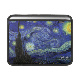 Vincent van Gogh, Starry Night MacBook Air Sleeve