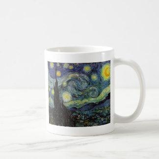 Vincent van Gogh - Starry Night Mugs