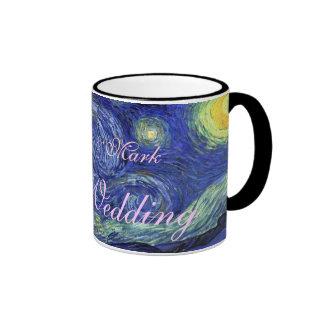 Vincent van Gogh, Starry Night Coffee Mug