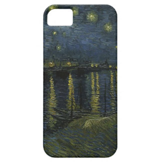 Vincent Van Gogh Starry Night Over the Rhone Art iPhone 5 Case