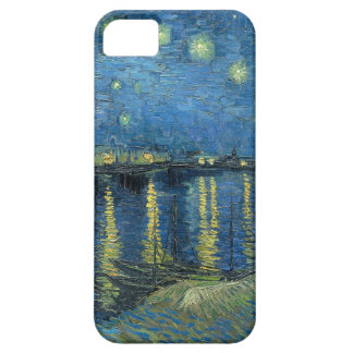 Vincent Van Gogh Starry Night Over the Rhone Case For The iPhone 5