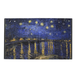 Vincent Van Gogh Starry Night Over The Rhone Cover For iPad