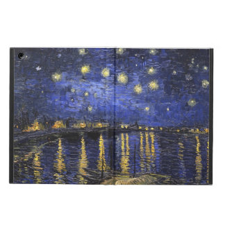 Vincent Van Gogh Starry Night Over The Rhone iPad Air Covers