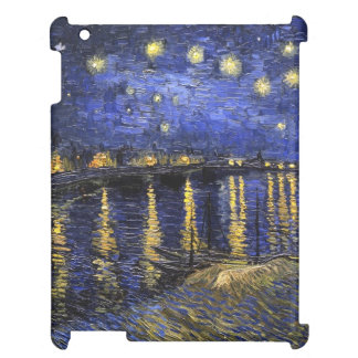 Vincent Van Gogh Starry Night Over The Rhone iPad Covers