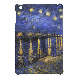 Vincent Van Gogh Starry Night Over The Rhone iPad Mini Cover