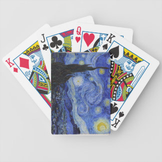 "Vincent Van Gogh ""Starry Night"" Playing Cards"