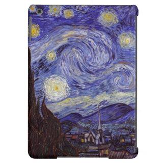 Vincent Van Gogh Starry Night Vintage Fine Art iPad Air Cover
