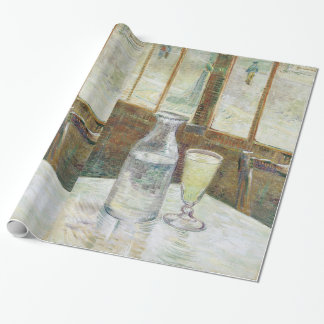 Vincent Van Gogh Still Life With Absinthe Fine Art