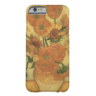 Vincent van Gogh | Sunflowers, 1889 Barely There iPhone 6 Case
