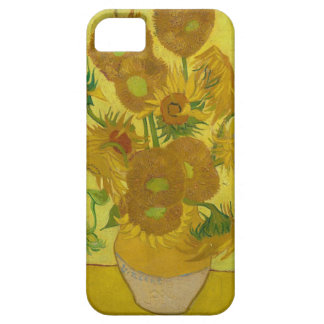 Vincent Van Gogh Sunflowers - Classic Art Floral Barely There iPhone 5 Case