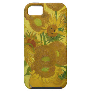Vincent Van Gogh Sunflowers - Classic Art Floral iPhone 5 Cover