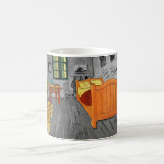 Vincent van Gogh Sunflowers in Arles Gift Mug
