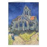 Vincent van Gogh | The Church at Auvers-sur-Oise Card