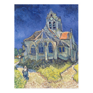 Vincent van Gogh | The Church at Auvers-sur-Oise Postcard