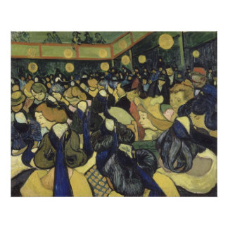 Vincent van Gogh - The Dance Hall in Arles Photo