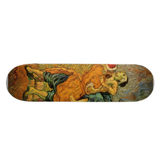 Vincent Van Gogh - The Good Samaritan 21.6 Cm Skateboard Deck