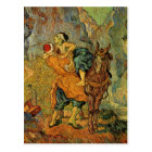 Vincent Van Gogh - The Good Samaritan Postcard