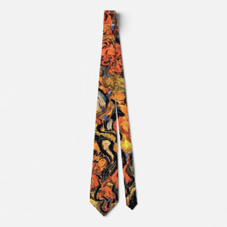 Vincent Van Gogh - The Mulberry Tree Fine Art Tie