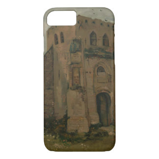 Vincent van Gogh - The Old Church Tower at Nuenen iPhone 7 Case