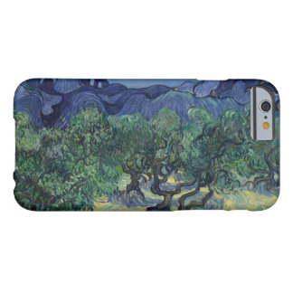Vincent van Gogh - The Olive Trees Barely There iPhone 6 Case