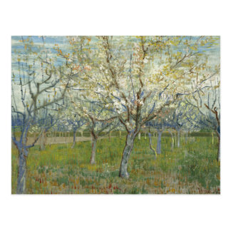 Vincent van Gogh - The Pink Orchard Postcard