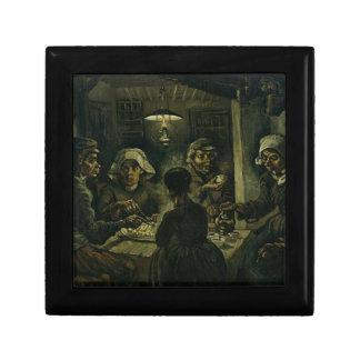 Vincent Van Gogh The Potato Eaters Painting. Art Gift Box