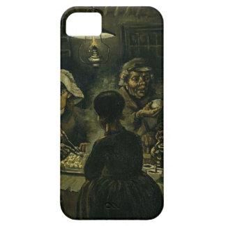 Vincent Van Gogh The Potato Eaters Painting. Art iPhone 5 Case