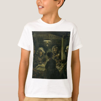 Vincent Van Gogh The Potato Eaters Painting. Art T-Shirt