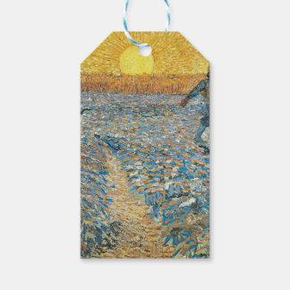 Vincent Van Gogh The Sower Painting Art