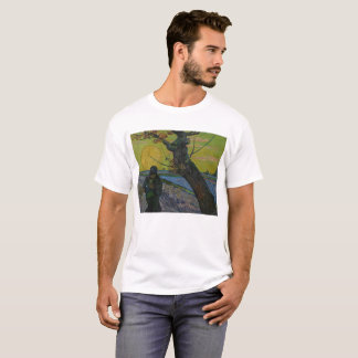 Vincent Van Gogh - 'The Sower' Painting Art Tshirt