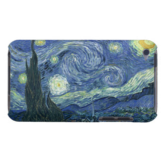 Vincent Van Gogh The Starry Night iPod Touch Covers