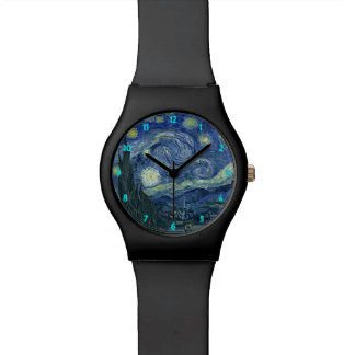 Vincent Van Gogh The Starry Night Watch