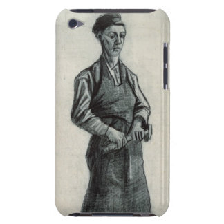 Vincent van Gogh   The Young Blacksmith, 1882 iPod Touch Case-Mate Case