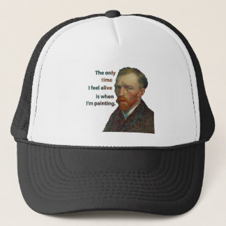 Vincent Van Gogh Trucker Hat