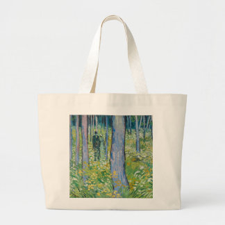 Vincent van Gogh - Undergrowth with Two Figures Bags