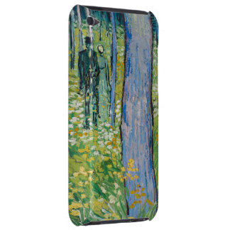 Vincent van Gogh - Undergrowth with Two Figures iPod Touch Case