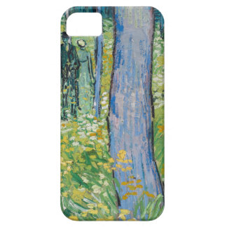 Vincent van Gogh - Undergrowth with Two Figures iPhone 5/5S Cover