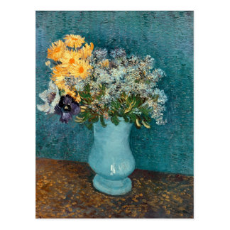 Vincent van Gogh | Vase of Flowers, 1887 Postcard