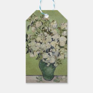 Vincent Van Gogh Vase of Roses Painting Floral Art