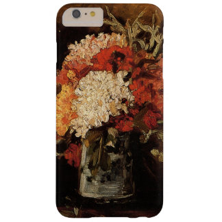 Vincent van Gogh-Vase with Carnations Barely There iPhone 6 Plus Case